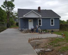 1940's Home Renovation